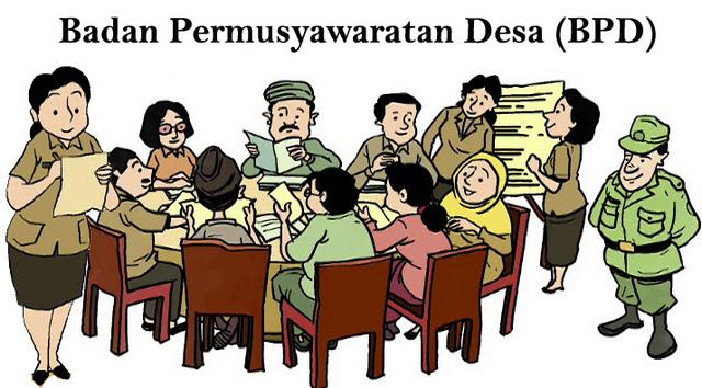 BPD; Fungsi, Tugas, Hak dan Kewajiban Serta Wewenang